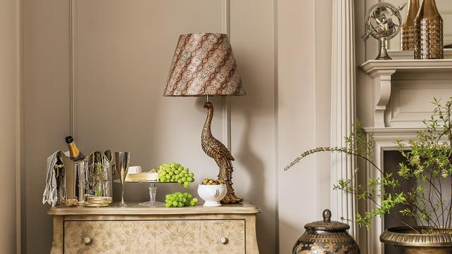 Homesense Floor Lamps: This cosy time of year is the perfect opportunity to revamp your home.  Light up January with our gorgeous selection of lighting styles for every  room.,Lighting